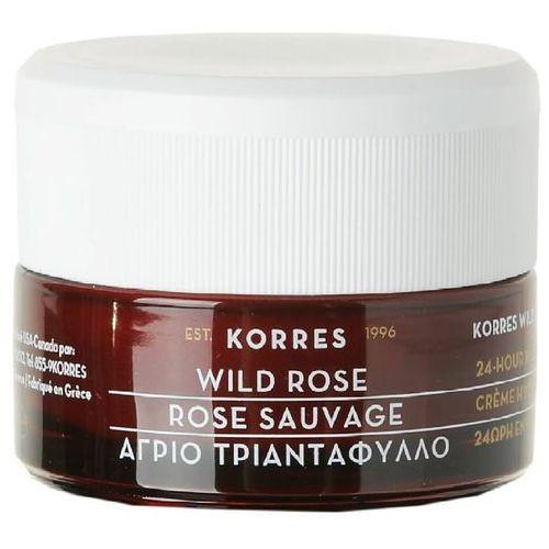 Korres Wild Rose Moisturizer For Oily/Combination Skin 40ml