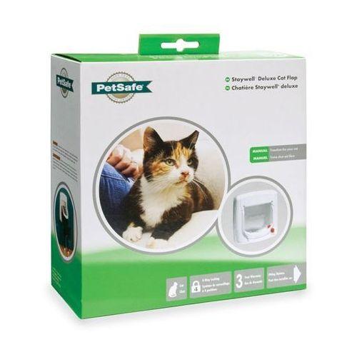 Drzwiczki manual deluxe dla kotów i małych psów marki Petsafe staywell