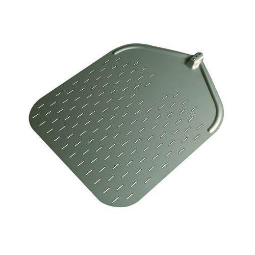 Furmis Płaska, prostokątna, aluminiowa łopata do pizzy bez uchwytu 500x618 mm, wzmacniana   , lpw50