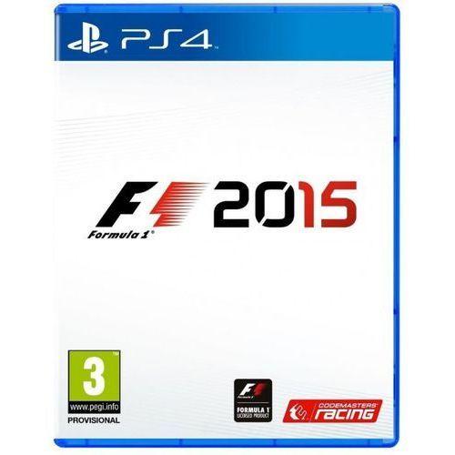 F1 2015, gra PlayStation4