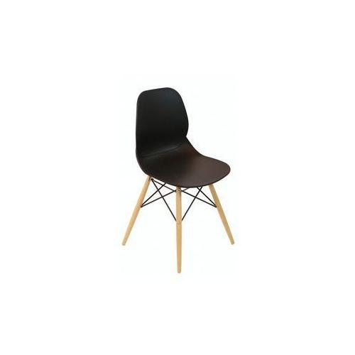 Malo design Krzesło monaco black