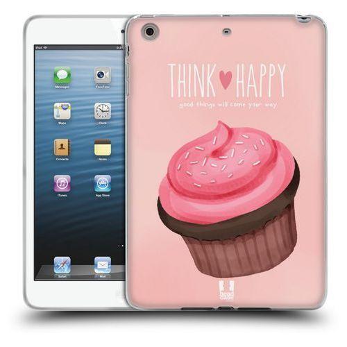 Etui silikonowe na tablet - cupcake happiness pink marki Head case