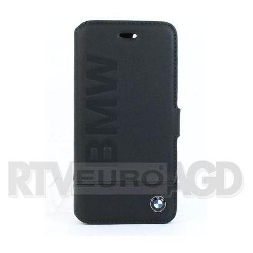 BMW BMFLBKP7LLLSB iPhone 7 Plus (czarny) z kategorii Futerały i pokrowce do telefonów