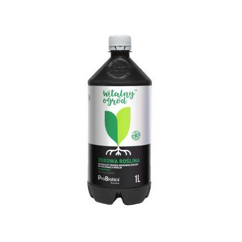 Witalny ogród - zdrowa roślina 1l (ekologiczny oprysk ogrodu) marki Probiotics polska sp z o.o.