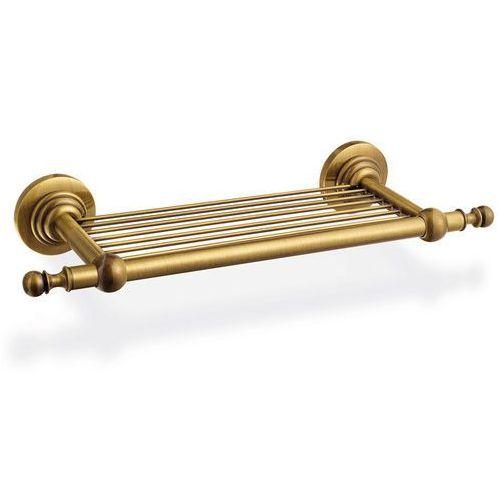 retro elina półka łazienkowa stare złoto a25-6503 marki Sanco