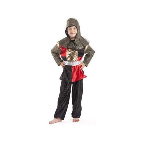 Rycerz złoty - przebrania / kostiumy dla dzieci, odgrywanie ról - 110-116 - produkt z kategorii- Kostiumy dla dzieci