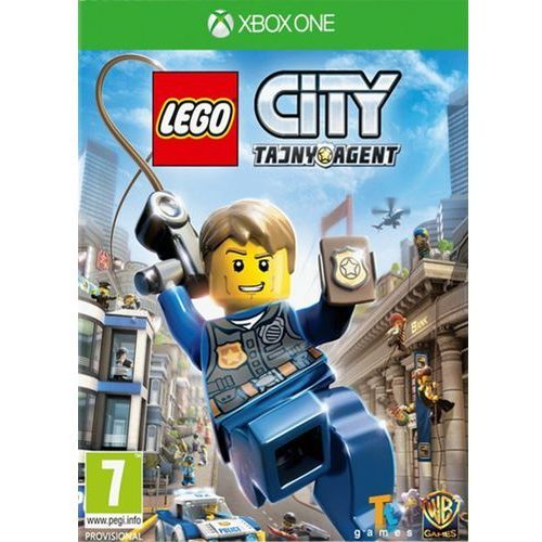 LEGO City Tajny Agent (Xbox One)