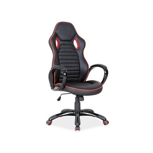 Signal Fotel obrotowy, krzesło biurowe q-105 black