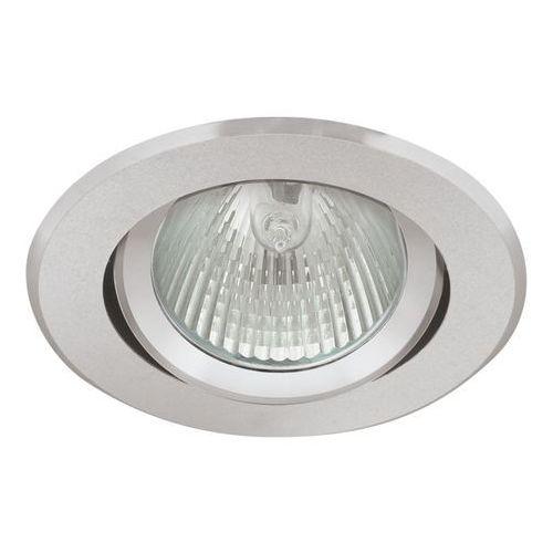 Oczko halogenowe / LED TESON AL.-DTO50 Aluminium KANLUX