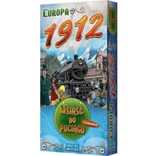 Rebel Gra wsiąść do pociągu: europa 1912