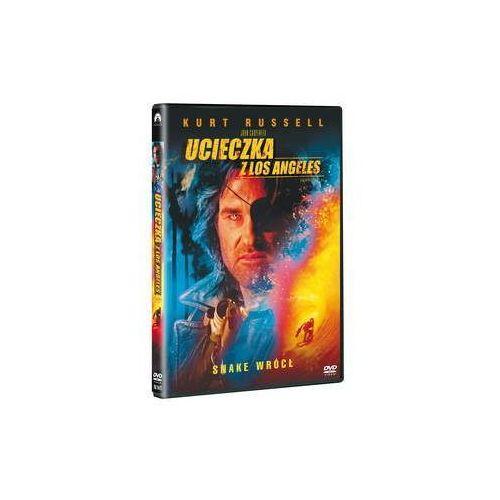 Imperial cinepix Ucieczka z los angeles (płyta dvd) (5903570127892)
