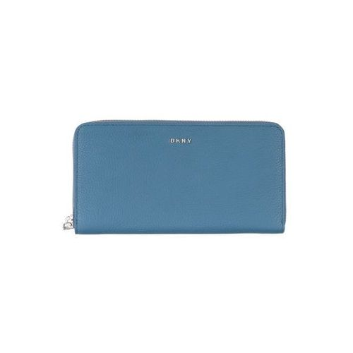 chelsea large portfel niebieski uni marki Dkny