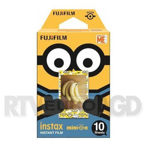 Fujifilm Instax Mini Minionki DMF Standard 10 szt. - produkt w magazynie - szybka wysyłka!