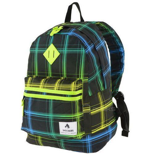 Skechers Neonsplash plecak miejski - tablet - wielokolorowy, kolor czarny