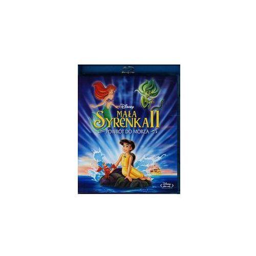 Mała Syrenka 2 (Blu-ray) (5907610747415)