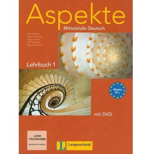 Aspekte 1 Lehrbuch z płytą DVD