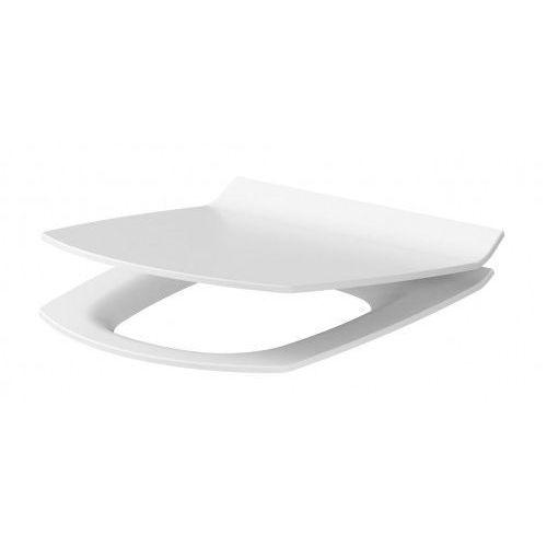 CERSANIT CARINA Deska WC wolnoopadająca SLIM K98-0135