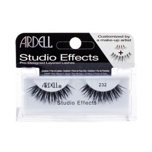Ardell Studio Effects 232 sztuczne rzęsy 1 szt dla kobiet Black