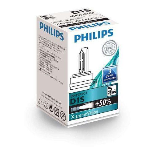 Żarnik xenon d1s x-treme vision marki Philips
