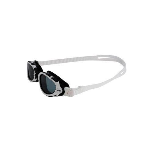 Zoggs PREDATOR FLEX Okulary pływackie black/white