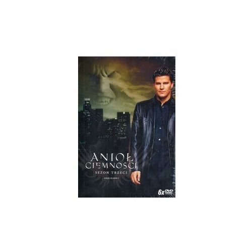 Film IMPERIAL CINEPIX Anioł ciemności Sezon 3 (6 DVD) Angel - sprawdź w wybranym sklepie