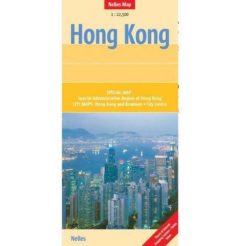 Hongkong. Mapa 1:22 500