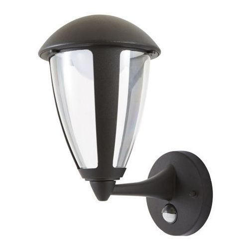 Kinkiet ogrodowy LED Blooma Fredericton 2 4000 K czarny (3663602894766)