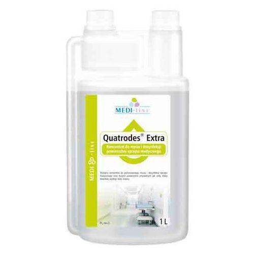 Quatrodes extra środek do dezynfekcji 1l od producenta Medisept
