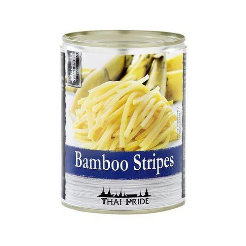 Pędy bambusa paski 565 g Thai Pride
