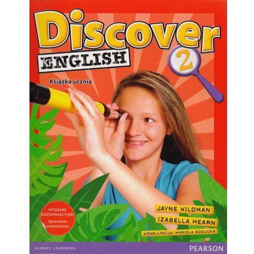 Discover English 2 - Książka Ucznia (9788361243373)