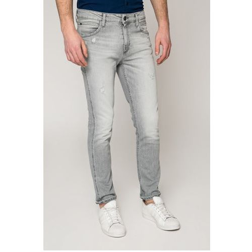 - jeansy electronic grey, Calvin klein jeans