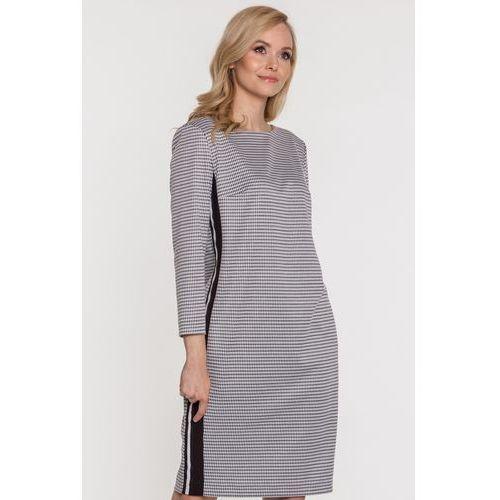 Sukienka pepitka Ellen - SU