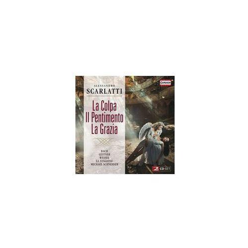 Scarlatti: La Colpa, Il Pentimento, La Grazia (0845221051260)