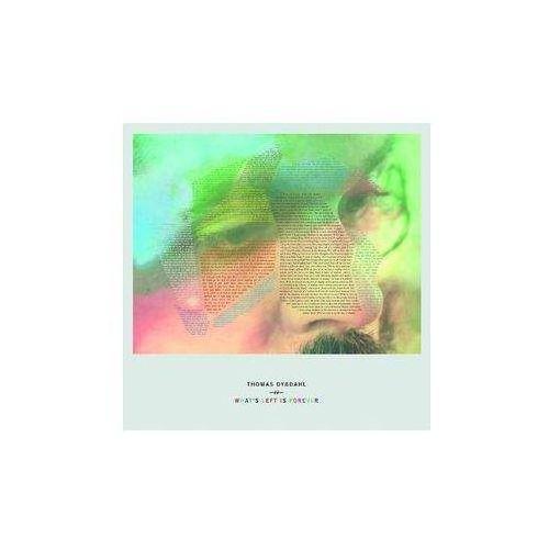 Universal music / universal music What's left is forever - thomas dybdahl (płyta winylowa) (0602537456826)