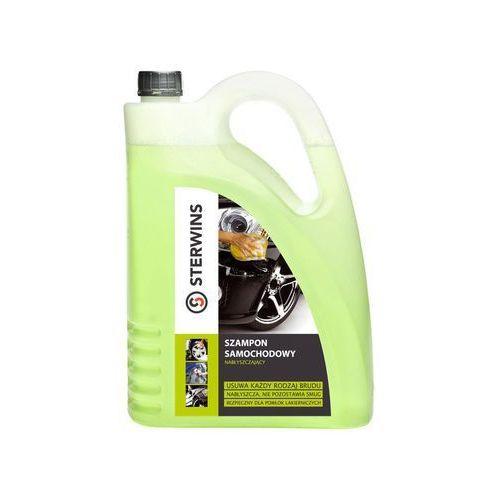 Szampon samochodowy 5 l do myjek ciśnieniowych marki Sterwins