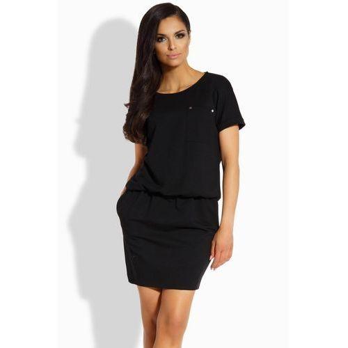 Sukienka model l201 black marki Lemoniade