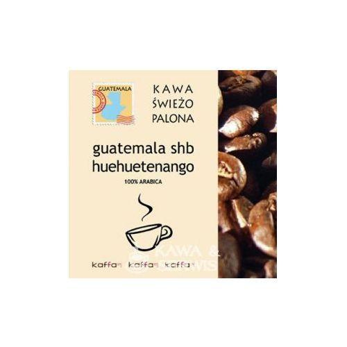 Kawa Świeżo Palona GUATEMALA 1 kg, GUATEMALA 1 kg