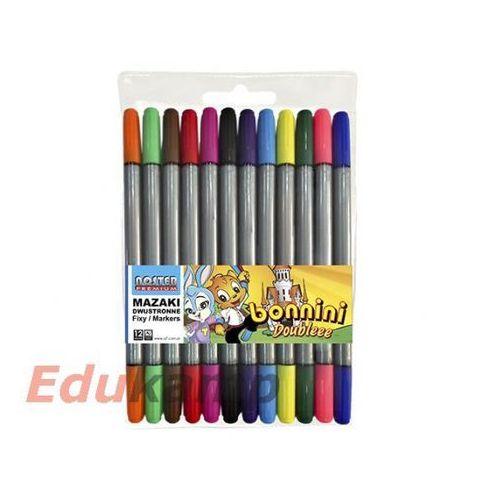 Noster Mazaki dwustronne bonnini 12 kolorów (5902277254733)