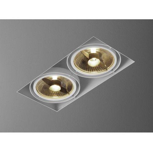 Aquaform Oczko squares 111x2 trimless 230v szybka realizacja, 37512-0000-u8-ph-03