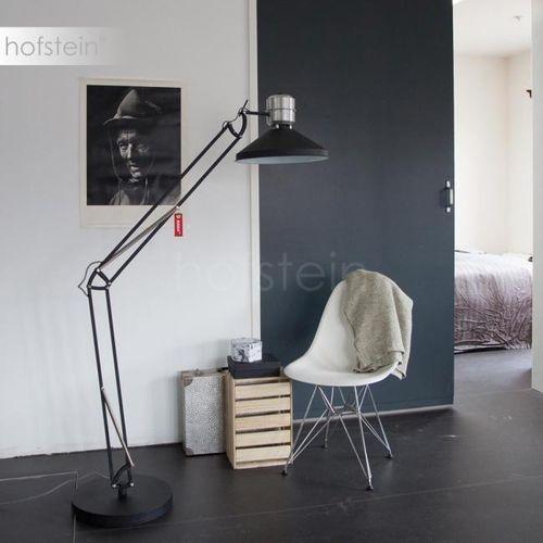 zappa lampa stojąca czarny, 1-punktowy - nowoczesny - obszar wewnętrzny - zappa - czas dostawy: od 10-14 dni roboczych marki Steinhauer