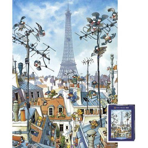1000 EL. Eiffel Tower, Loup (4001689293581)