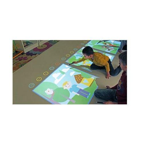 Mata do podłogi interaktywnej Smartfloor (3,5 x 2,6 m)