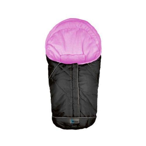 Alta bebe Alta bobe śpiworek zimowy do fotelików samochodowych voyager (al2003) schwarz / rose - black emy, kolekcja 2013/2014 (4897015972592)