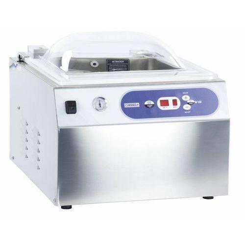 Pakowarka próżniowa komorowa automatyczna | 400mm | 900w | 230v | 510x560x(h)450mm marki Casselin