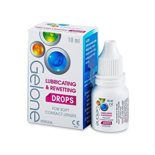 Krople do oczu Gelone 10 ml
