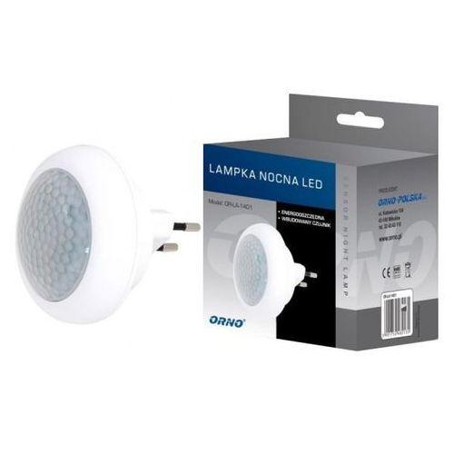 ORNO OR-LA-1401 Lampka nocna LED z czujnikiem ruchu, 348427