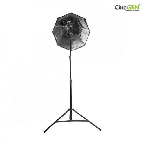 Cinegen Lampa światła stałego softbox octa 90cm 85w 230cm