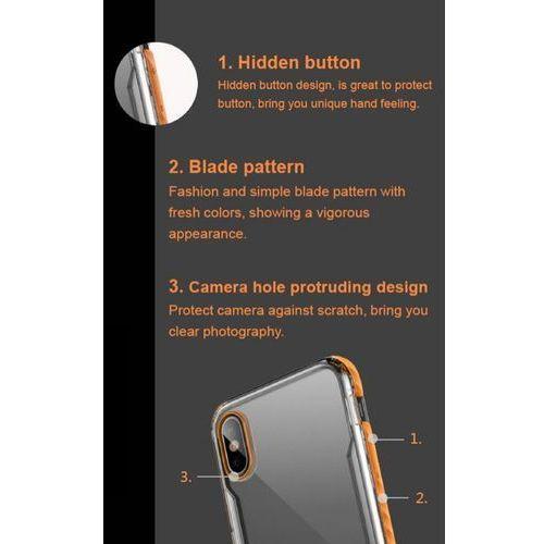 X-Doria Fense - Etui iPhone X (Grey), 461238