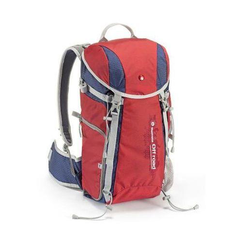 Manfrotto off road hiker 20l (czerwony) - produkt w magazynie - szybka wysyłka! (7290105219466)