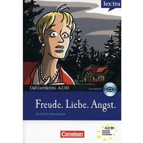 Freude, Liebe, Angst + CD - Baumgarten Christian, Borbein Volker